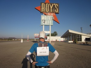 Day 4 was run for Bill Sinak, another fellow Relay runner living with MS.